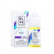 BLVK Salt Plus Grape Ice 30ml Nic Salt Vape Juice