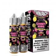 Candy King Twin Pack Bubblegum Pink Lemonade 2x 60...