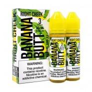 Banana Butt Right Cheek 2x 60ml Vape Juice