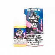 Candy King On Salt Pink Squares 30ml Nic Salt Vape...