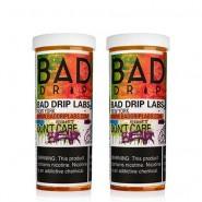 Bad Drip Don't Care Bear 2x 60ml Vape Juice