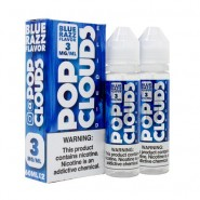 Blue Razz 2x 60ml Vape Juice - Pop Clouds