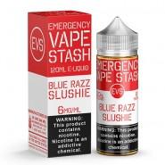 Blue Razz Slushie 120ml Vape Juice - Emergency Vap...