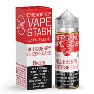 Blueberry Cheesecake 120ml Vape Juice - Emergency ...