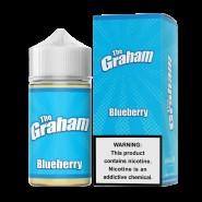 Blueberry 60ml Vape Juice - The Graham