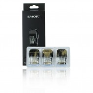 SMOK NOVO Replacement Pod Cartridges (Pack of 3)
