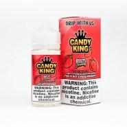 Candy King Strawberry Belts 100ml Vape Juice