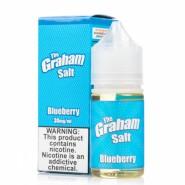 Blueberry 30ml Nic Salt Vape Juice - The Graham