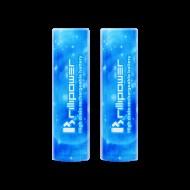Brillipower 18650 Battery (3100mAh 50A Max) - (2pc...