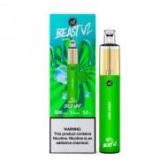 Puff Beast Bar V2 Disposable Vape - Crisp Mint